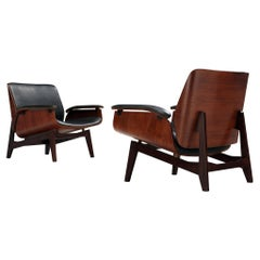 Ico Parisi Lounge Chairs by MIM