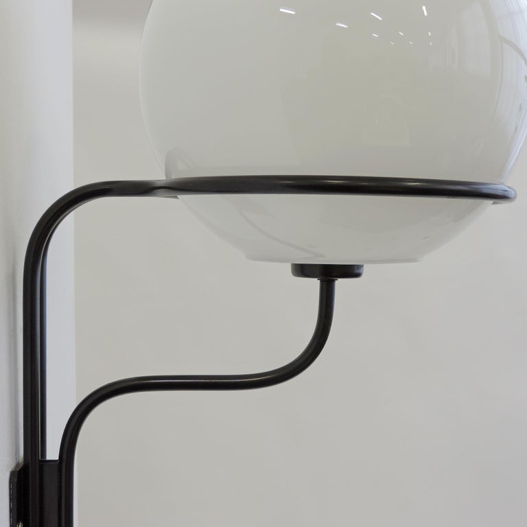 Mid-20th Century Ico Parisi Mod. No. 256 Wall Lights for Arteluce, Italy, 1964