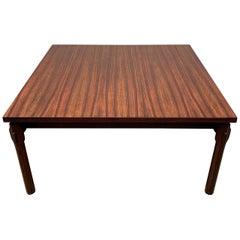 Ico Parisi Rosewood Coffee Table, Mod. 748, Cassina, 1961