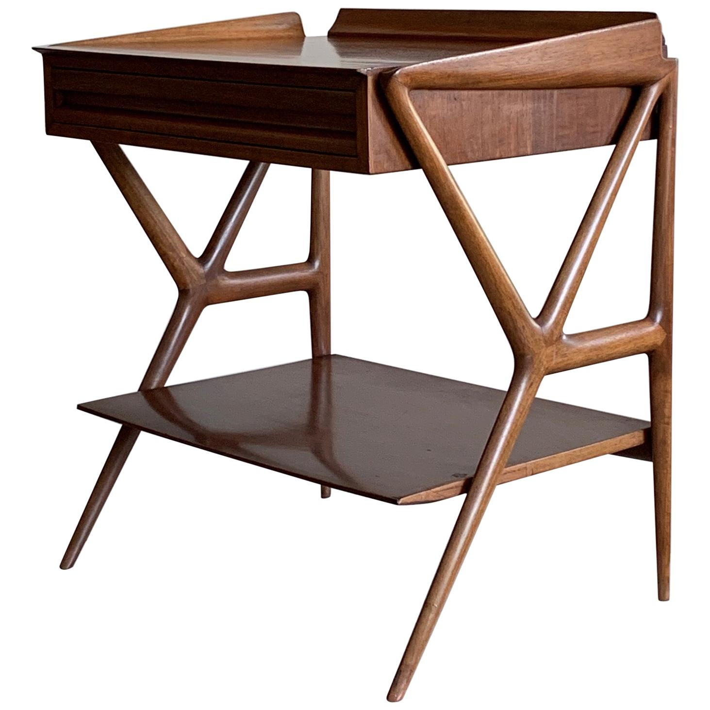 Ico Parisi Table Two-Tier Table