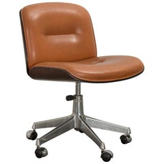 Ico Parisi Terni Swivel Office Chair