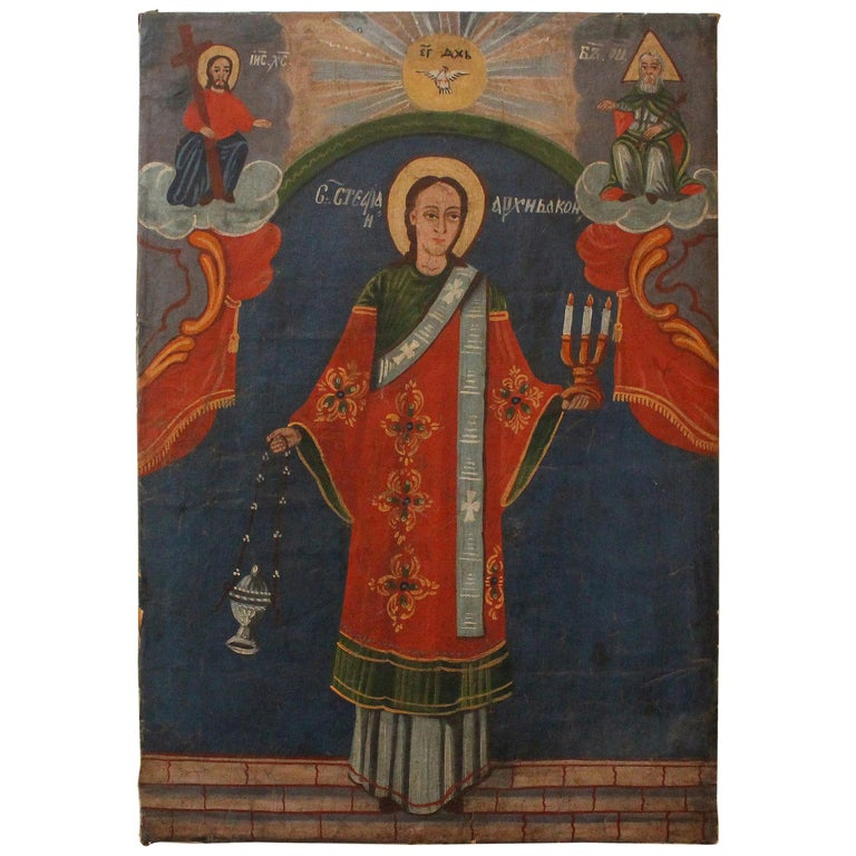 Icon from Balkan For Sale