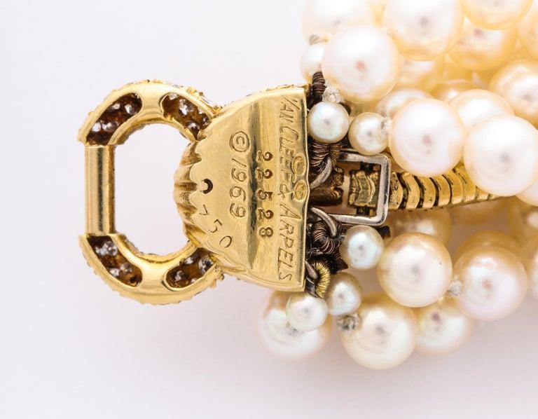 The Jeane Vanderbilt Lion Bracelet by Van Cleef Arpels For Sale 8