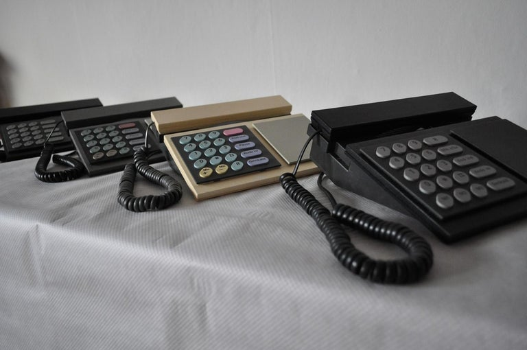 Danish Iconic Beocom 1000 Telephone from 1986 by Bang & Olusfen