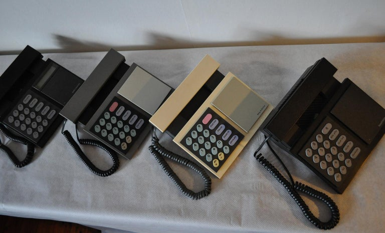 Iconic Beocom 1000 Telephone from 1986 by Bang & Olusfen In Good Condition In Vordingborg, DK