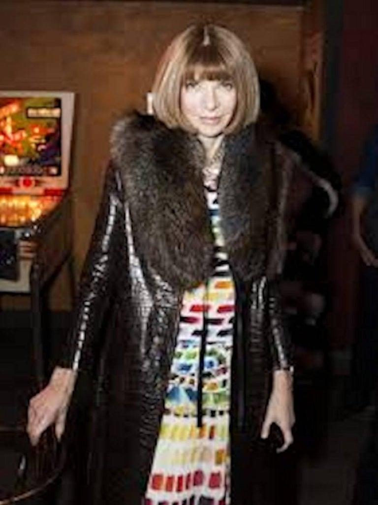 Iconic Chanel Watercolors Corset Silk Ensemble Set as Dress For Sale 4
