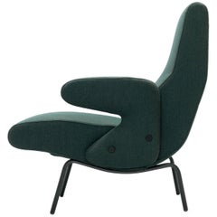 Iconic 'Delfino' Armchair by Erberto Carboni, 1954 for Arflex Italy