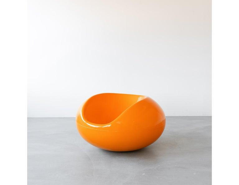 Iconic Eero Aarnio Black Pastil Chair For Sale 10