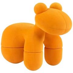 Iconic Eero Aarnio Orange Pony