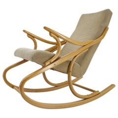 Iconic Midcentury Design Rocking Chair / Expo, 1958