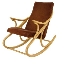 Iconic Midcentury Design Rocking Chair / Expo, 1958