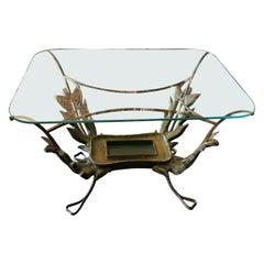 Iconic Pier Luigi Colli Mid-Century Modern Coffee Table, c. 1950