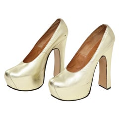 Iconic Rare Pair of Vivienne Westwood Shoes
