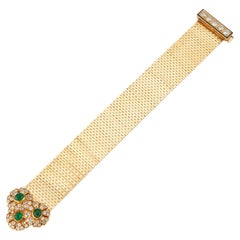 Iconic Van Cleef & Arpels Ludo Bracelet