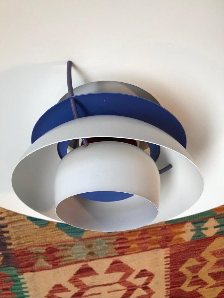 Iconic Vintage Poul Henningsen PH 5 Chandelier Pendant Lamp For Sale 2