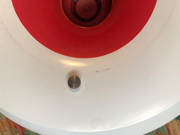 Aluminum Iconic Vintage Poul Henningsen PH 5 Chandelier Pendant Lamp For Sale