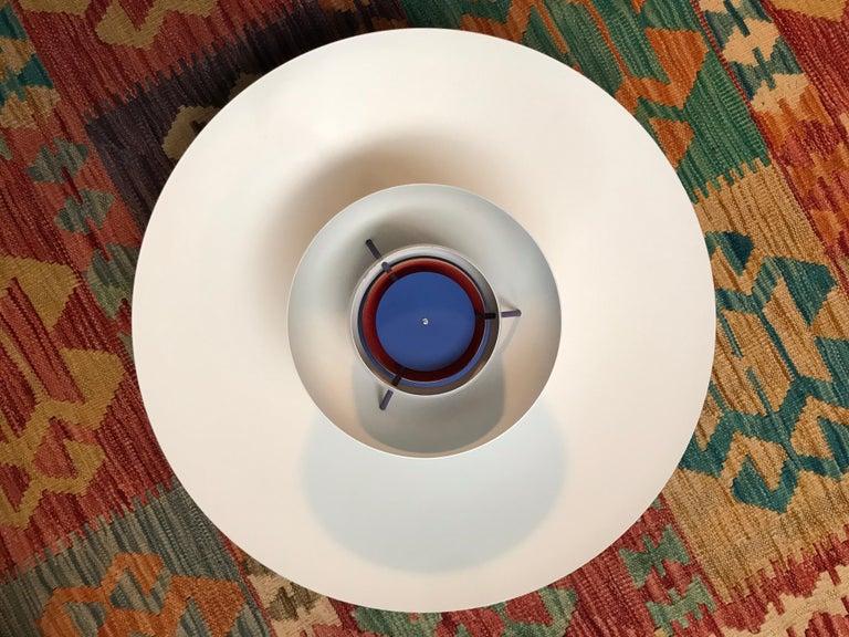 Iconic Vintage Poul Henningsen PH 5 Chandelier Pendant Lamp For Sale 1