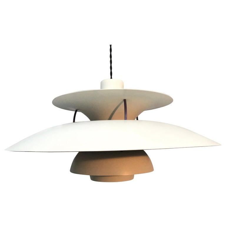 Iconic Vintage Poul Henningsen PH 5 Chandelier Pendant Lamp For Sale