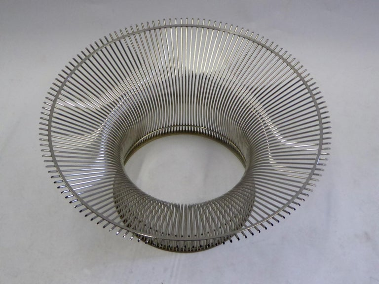 Mid-20th Century Iconic Warren Platner Coffee Table for Knoll