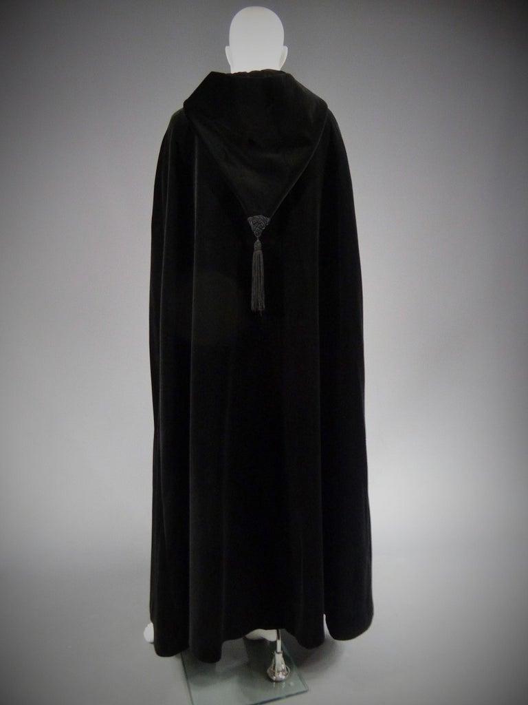 Women's or Men's Iconic Yves Saint Laurent Rive gauche Velvet