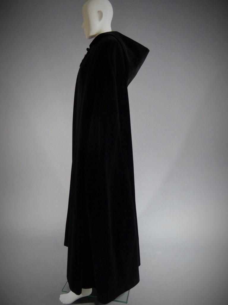 Iconic Yves Saint Laurent Rive gauche Velvet