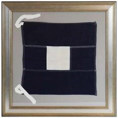 ICS Flag the Blue Peter