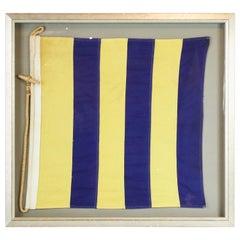 ICS Yacht Signal Flag G