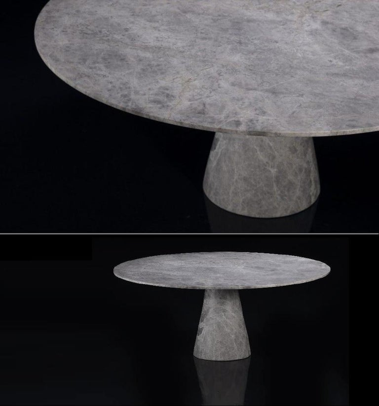 Handcrafted with a special attention to detail - the Idee coffee is an elegant low table made out of pure marble. Designed by Christophe Pillet, the coffee table is both beautiful and functional - sure to fit in any contemporary residential or