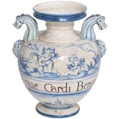 Idria Savona Ceramic Jar