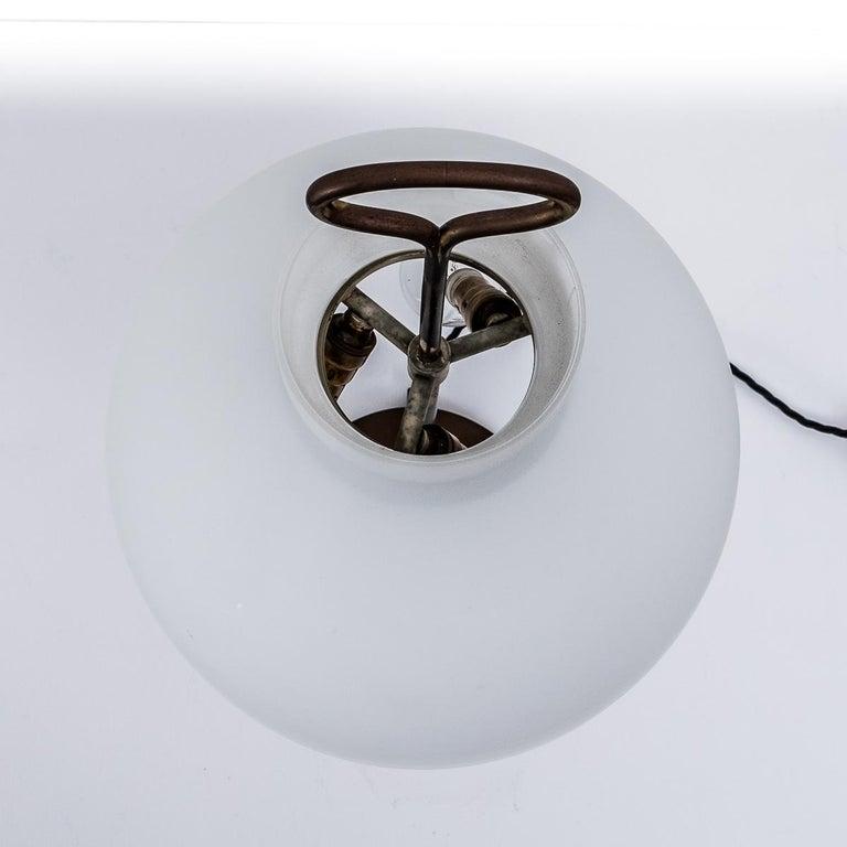 Ignazio Gardella Arenzano Lamp for Azucena, Italy, 1956 In Good Condition For Sale In London, GB