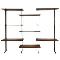 Ignazio Gardella for Azucena Bookcase Model 'Lib 2'