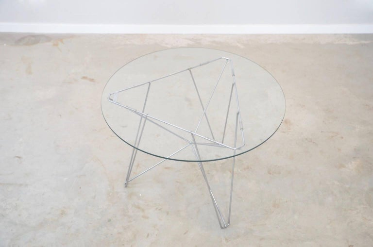 Mid-Century Modern Ijhorst Coffee Table by Cobra Co-Founder Constant Nieuwenhuys For Sale