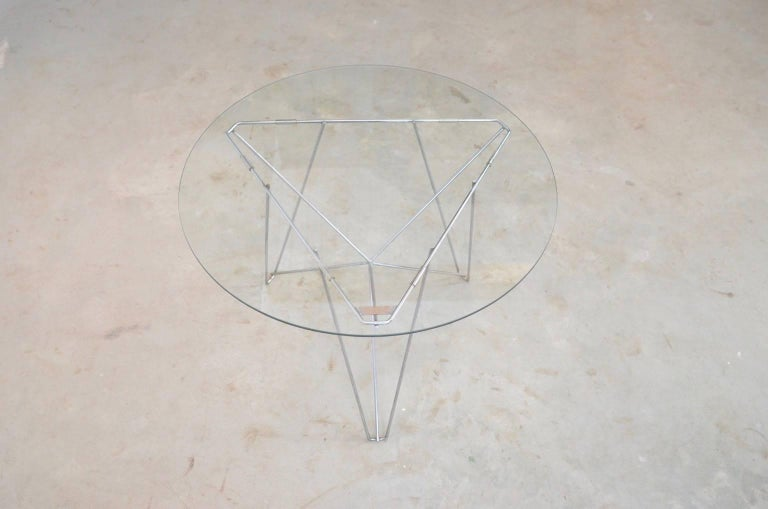 Dutch Ijhorst Coffee Table by Cobra Co-Founder Constant Nieuwenhuys For Sale