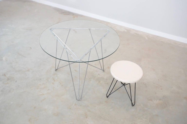 Mid-20th Century Ijhorst Coffee Table by Cobra Co-Founder Constant Nieuwenhuys For Sale