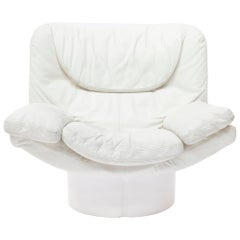 Il Poltrone 175 Series Lounge Chair by Ammannati & Vitelli, Italy, 1973