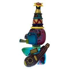 Il Trovatore Sculpture by Alfredo Sosabravo Limited Edition