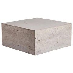 'Ilha' Reinforced Concrete Table, One of a Kind Artwork by Littlewhitehead