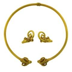 1970s Choker Necklaces