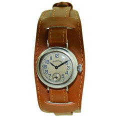 Illinois Early Stainless Steel Sport Watch with Original Dial