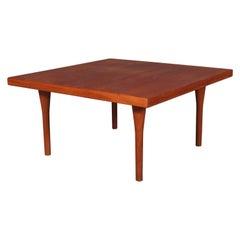 Illum Wikkelsø Coffee Table in Teak