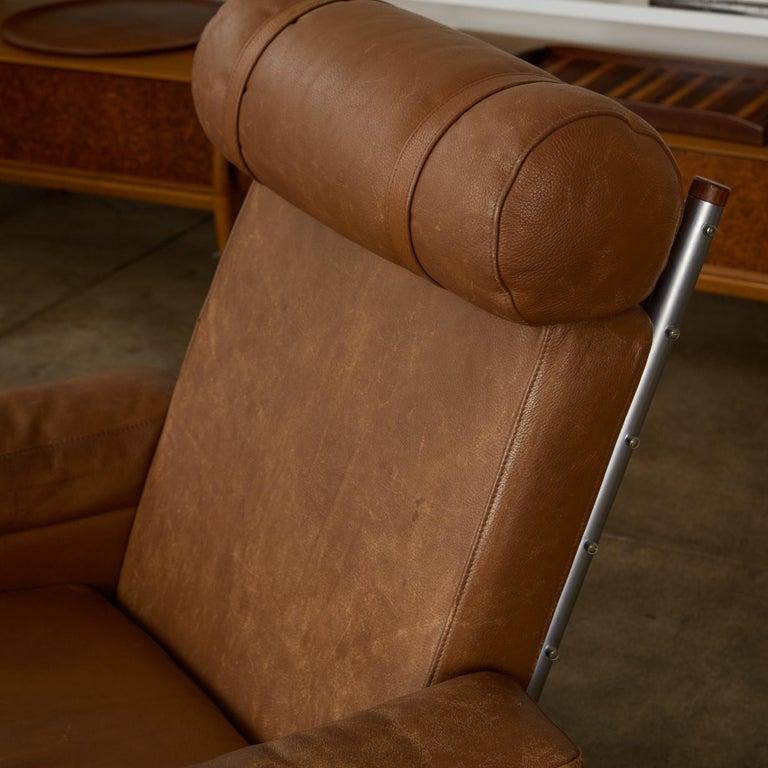 Illum Wikkelsø Lounge Chair For Sale 3