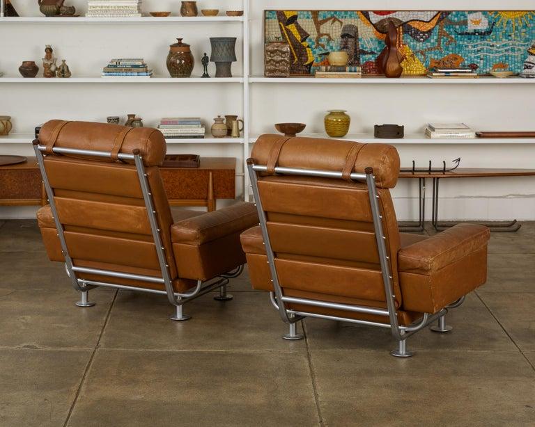 Danish Illum Wikkelsø Lounge Chair For Sale