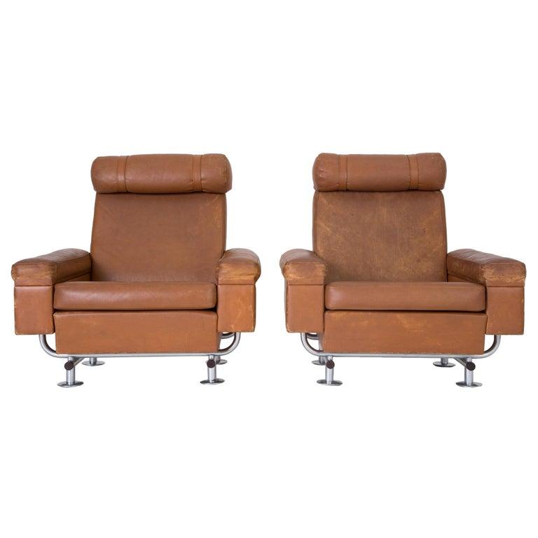 Illum Wikkelsø Lounge Chair For Sale