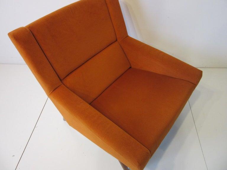 Teak Illum Wikkelsø Lounge Chair for Soren Willadsen, Denmark For Sale