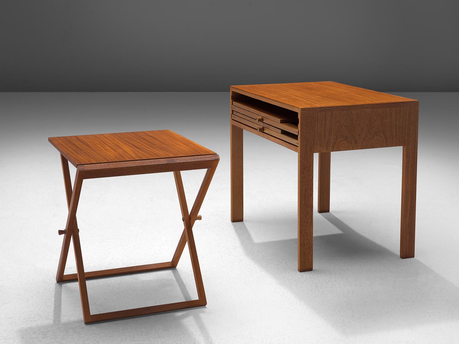 Illum Wikkelsø Oventive Set Of Nesting Side Tables