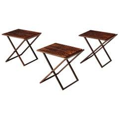 Illum Wikkelsø Set of Three-Side Tables