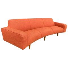 Illum Wikkelsø Sofa, Denmark, 1960s