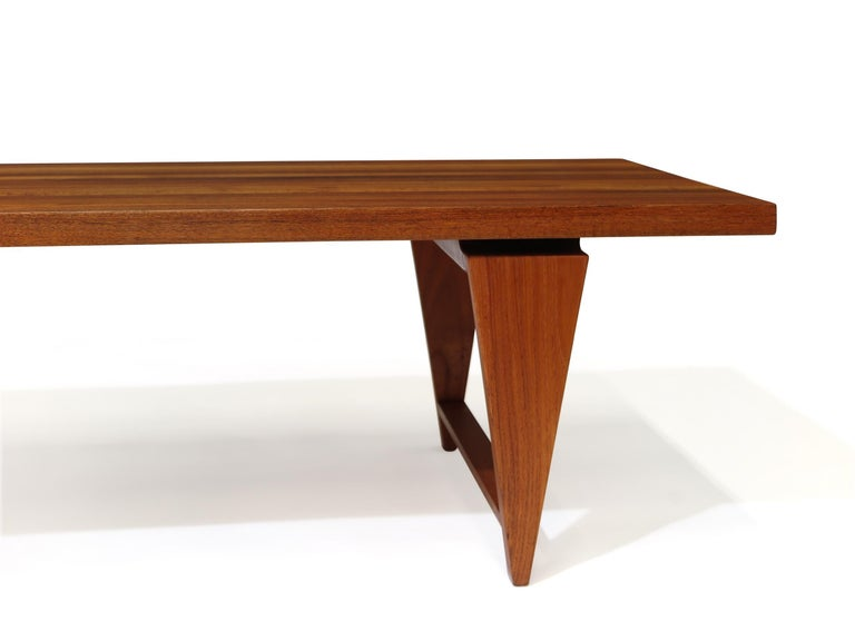 Illum Wikkelso Coffee Table In Excellent Condition For Sale In Berkeley, CA