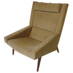 Illum Wikkelso Lounge Chair for Soren Willadsen Denmark