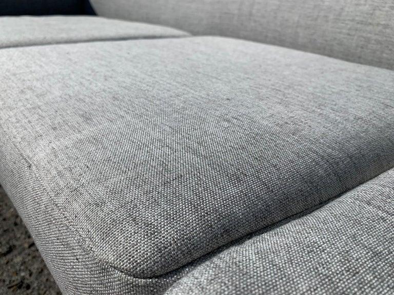 Illum Wikkelso-Mikael Laursen 4-Seat Sofa-Denmark, 1960s 3